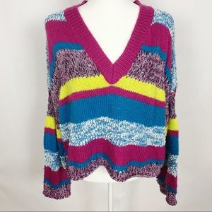 Urban Outfitters | Sweater | M | Multicolored